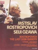 小澤征爾 (Seiji Ozawa) - Rostropovich The Last Don Quixote 音樂會[Disc 1/2]