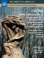 蕭邦 - 第二鋼琴協奏曲 (Chopin - Piano Concerto No. 2) 音樂藍光