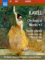 拉威爾管弦樂作品集 Vol. 1 (Ravel - Orchestral Works Vol. 1) 音樂藍光