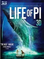 [英] 少年PI的奇幻漂流 3D (Life of Pi 3D) (2012) <快門3D>[台版]