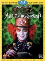 [英] 魔境夢遊 3D (Alice in Wonderland 3D) (2010) <2D + 快門3D>[台版]