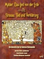 馬勒 - 大地之歌 / 史特勞斯 - 死亡與昇華 (Mahler - Das Lied von der Erde / Strauss - Tod und Verklarung)