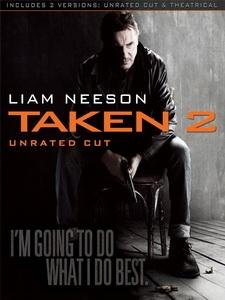 [英] 即刻救援 2 (Taken 2) (2012)[台版]