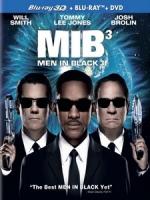 [英] MIB星際戰警 3 3D (Men in Black 3 3D) (2012) <2D + 快門3D>[台版]