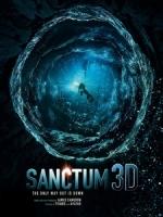 [英] 驚天洞地 3D (Sanctum 3D) (2010) <2D + 快門3D>[台版]