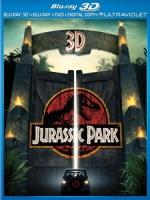 [英] 侏儸紀公園 3D (Jurassic Park 3D) (1992) <2D + 快門3D>[台版]