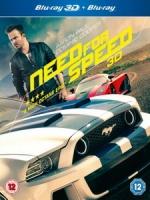 [英] 極速快感 3D (Need for Speed 3D) (2014) <2D + 快門3D>[台版]