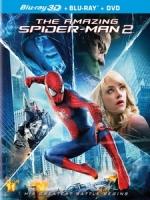 [英] 蜘蛛人驚奇再起 2 - 電光之戰 3D (The Amazing Spider Man 2 - With Great Power 3D) (2014) <2D + 快門3D>[台版]