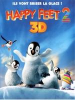 [英] 快樂腳 2 3D (Happy Feet 2 3D) (2011) <2D + 快門3D>[台版]
