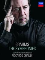 夏伊(Riccardo Chailly) - Brahms - The Symphonies 音樂藍光