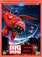 [英] 大英雄天團 3D (Big Hero Six 3D) (2014) <2D + 快門3D>[台版]