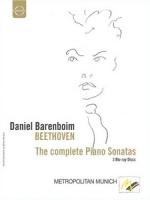巴倫波因(Daniel Barenboim) - The Complete Beethoven Piano Sonatas 演奏現場 [Disc 2/3]
