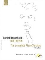 巴倫波因(Daniel Barenboim) - The Complete Beethoven Piano Sonatas 演奏現場 [Disc 3/3]