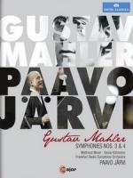 帕沃葉維(Paavo Jarvi) - Mahler - Symphonies Nos. 3 & 4 音樂會