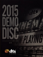DTS Blu-Ray Demo Disc Vol. 19 藍光測試碟