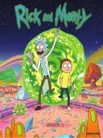 [英] 瑞克和莫蒂 第一季 (Rick and Morty S01) (2013)[台版字幕]