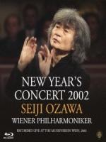 小澤征爾 (Seiji Ozawa) - Neujahrskonzert 2002 音樂會