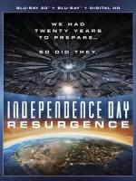 [英] ID4星際重生 3D (Independence Day - Resurgence 3D) (2016) <2D + 快門3D>[台版]