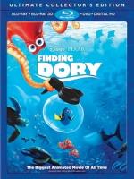 [英] 海底總動員 2 - 多莉去哪兒 3D (Finding Dory 3D) (2016) <2D + 快門3D>[台版]