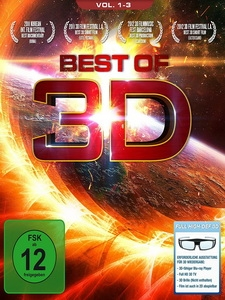Best of 3D Vol. 1 - 3 <2D + 快門3D>