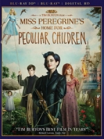 [英] 怪奇孤兒院 3D (Miss Peregrine s Home for Peculiar Children 3D) (2016) <2D + 快門3D>[台版]