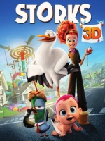 [英] 送子鳥 3D (Storks 3D) (2016) <2D + 快門3D>[台版]