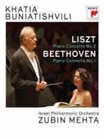 祖賓梅塔(Zubin Mehta) - Liszt Piano Concerto No. 2 & Beethoven Piano Concerto No. 1 音樂會