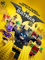 [英] 樂高蝙蝠俠電影 3D (The Lego Batman Movie 3D) (2017) <2D + 快門3D>[台版]