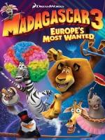 [英] 馬達加斯加 3 - 歐洲大圍捕 3D (Madagascar 3 3D) (2012) <2D + 快門3D>[台版]