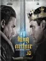 [英] 亞瑟 - 王者之劍 3D (King Arthur - Legend of the Sword 3D) (2017) <快門3D>[台版]