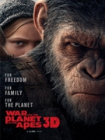 [英] 猩球崛起 - 終極決戰 3D (War For The Planet Of The Apes 3D) (2017) <快門3D>[台版]