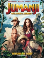 [英] 野蠻遊戲 - 瘋狂叢林 3D (Jumanji - Welcome to the Jungle 3D) (2017) <快門3D>[台版]