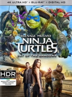 [英] 忍者龜 - 破影而出 (Teenage Mutant Ninja Turtles - Out of the Shadows) (2016)