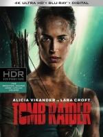[英] 古墓奇兵 (Tomb Raider) (2018)[台版]