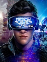 [英] 一級玩家 3D (Ready Player One 3D) (2018) <2D + 快門3D>[台版]