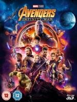 [英] 復仇者聯盟 3 - 無限之戰 3D (Avengers - Infinity War 3D) (2018) <2D + 快門3D>[台版]
