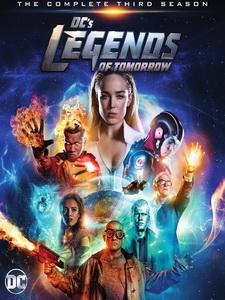 [英] 明日傳奇 第三季 (Legends of Tomorrow S03) (2017) [Disc 1/2]