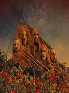 殘月魔都樂團(Opeth) - Garden Of The Titans 演唱會