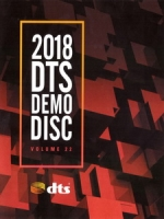 2018 DTS Demo Disc Vol. 22 4K 藍光測試碟