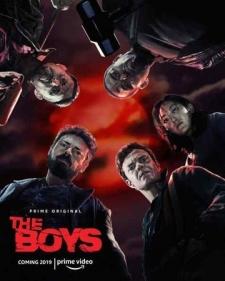[英] 黑袍糾察隊第一季 The Boys S01 (2019) [Disc 2/2] [台版字幕]