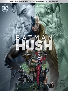 [英] 蝙蝠俠 - 緘默 (Batman - Hush) (2019)[台版字幕]