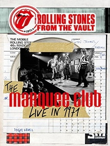 滾石合唱團(The Rolling Stones) - From The Vault The Marquee Club Live In 1971 演唱會