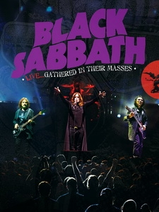 黑色安息日(Black Sabbath) - Live... Gathered in Their Masses 演唱會