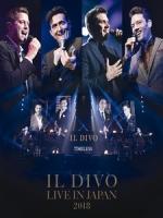 美聲男伶(IL DIVO) - Live in Japan 2018 演唱會