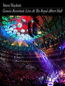 史帝夫赫凱特(Steve Hackett) - Genesis Revisited Live at The Royal Albert Hall 演唱會