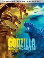 [英] 哥吉拉II - 怪獸之王 (Godzilla - King of the Monsters) (2019)[台版]