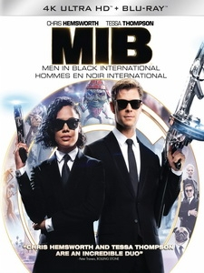 [英] MIB星際戰警 - 跨國行動 (Men in Black - International) (2019)[台版]