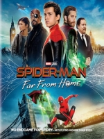[英] 蜘蛛人 - 離家日 3D (Spider-Man - Far From Home 3D) (2019) <2D + 快門3D>[台版]