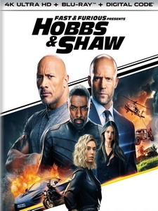 [英] 玩命關頭 - 特別行動 (Fast & Furious presents - Hobbs & Shaw) (2019)[台版]
