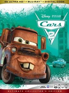 [英] 汽車總動員 2 - 世界大賽 (Cars 2) (2011)[台版字幕]